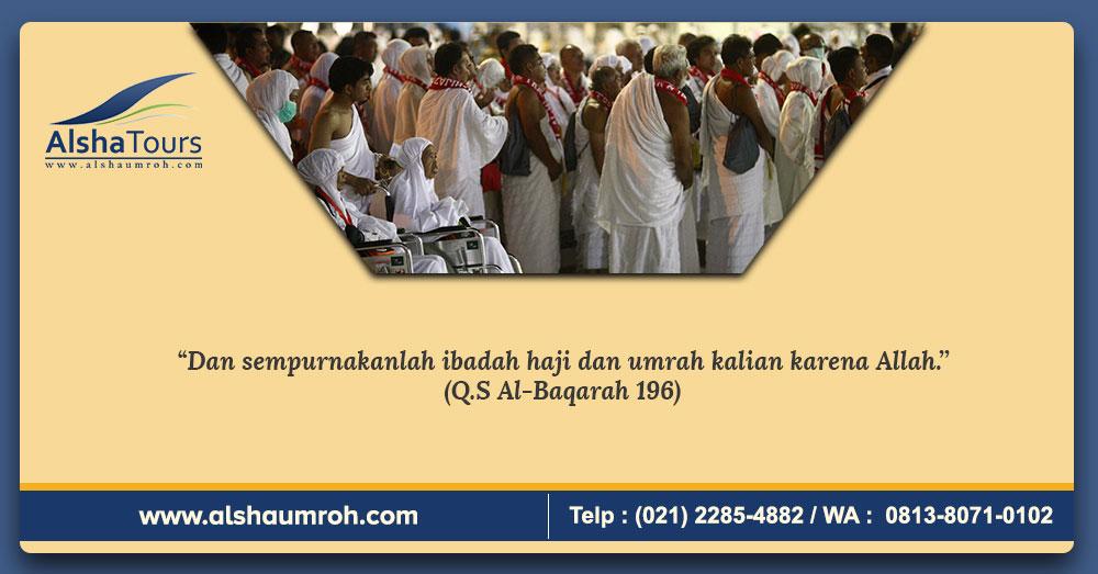 Haji Khusus 2021 Visa Furoda