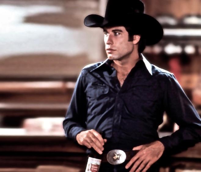 Cult Film Freak John Travolta Rides Urban Cowboy Verses Scott Glenn