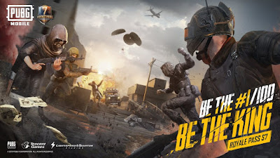 PUBG Mobile Season 7 Out Now | PUBG Mobile 0.12.5 Update