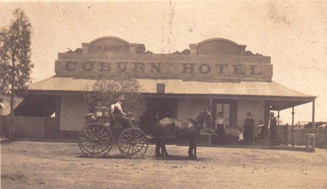Fotografías del sur de Australia a principios del siglo XX