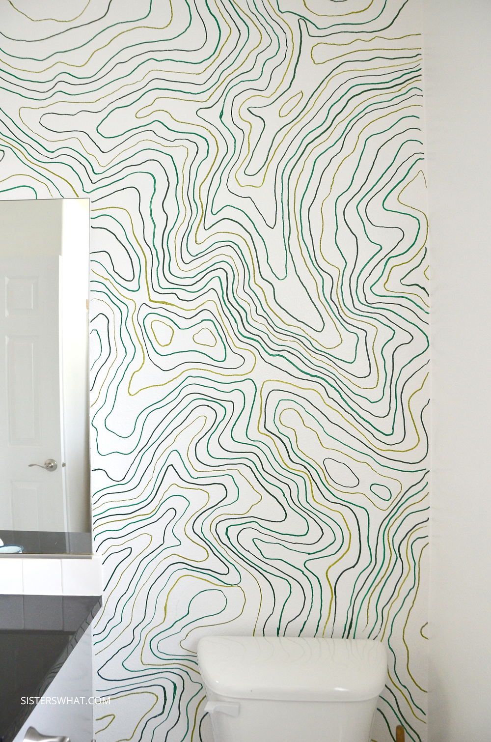 how to paint a mural