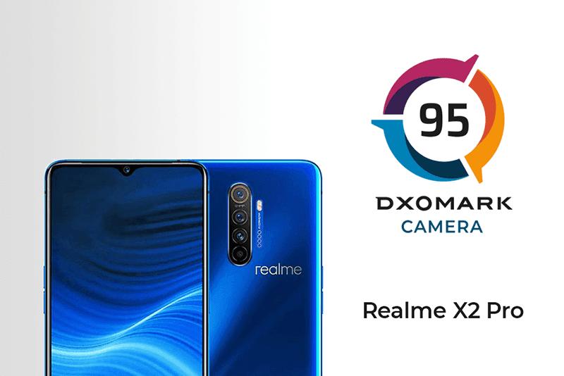 DxOMark: Realme X2 Pro achieves a camera score of 95 points