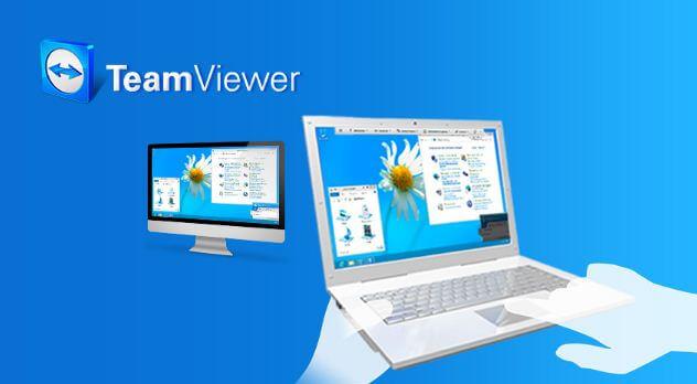برنامج, تيم, فيور, TeamViewer, لفتح, الكمبيوتر, من, اى, مكان, بعيد