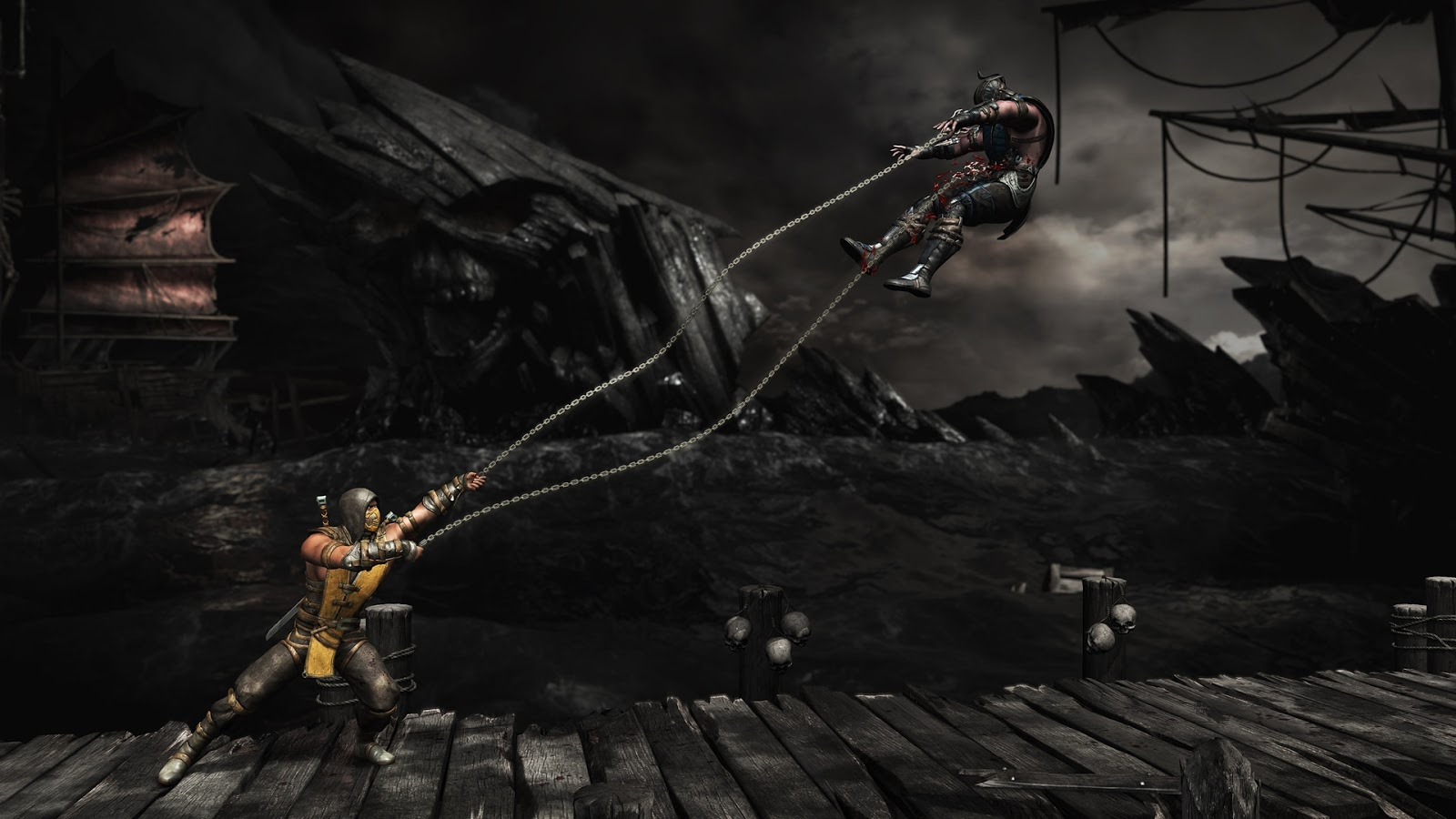 Download game Mortal Kombat X Full Crack