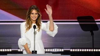 Melania Trump Denies Violating US Immigration Laws