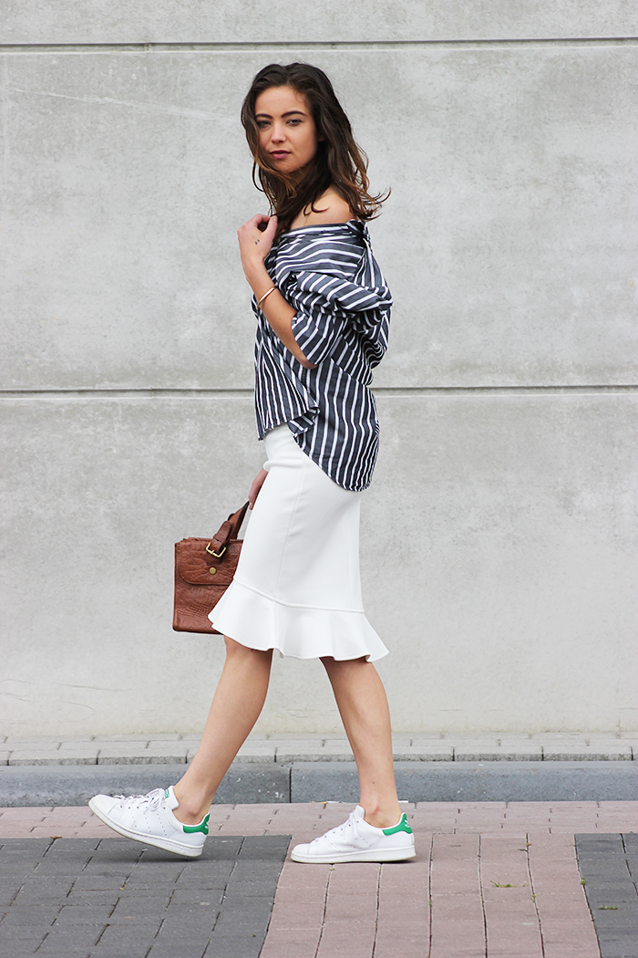 color block by felym stylish ways to wear sneakers