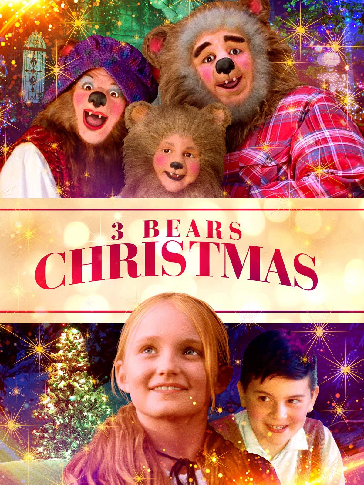 3 Bears Christmas [2019] [CUSTOM HD] [DVDR] [NTSC] [Latino]
