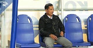 Djanur Resmi Mundur sebagai Pelatih Persib Bandung