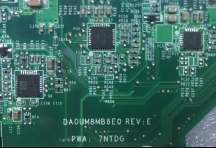 DA0UM8MB6E0 REV E DELL N4010 Laptop Bios