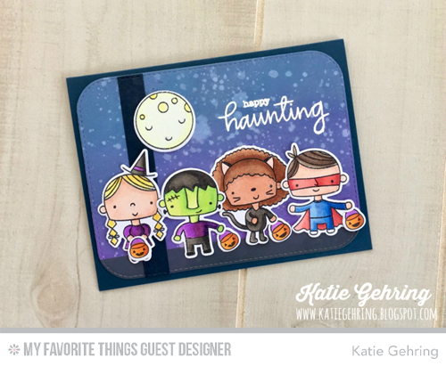 Handmade card from Katie Gehring featuring products from My Favorite Things #mftstamps