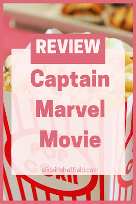 Cineworld Sheffield Captain Marvel Review