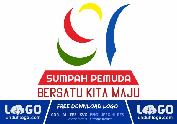 Logo Hari Sumpah Pemuda 2019
