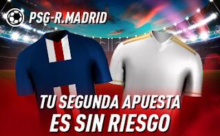 sportium Promo PSG vs Real Madrid 18 septiembre 2019