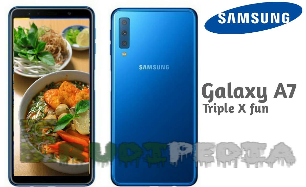 Samsung Galaxy A7 triple camera Review price specs