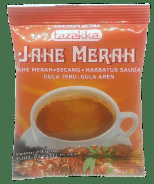 Jahe Merah Original Tazakka