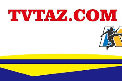 TVTAZ Live Streaming Football In TV TAZ