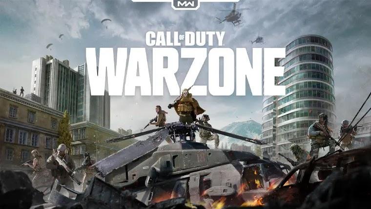 Call of duty warzone تحميل