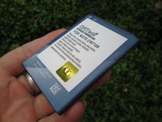 baterai Samsung Note 2