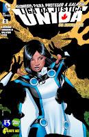 Os Novos 52! Liga da Justiça Unida #5