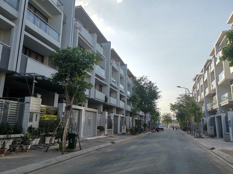 Nhà lô B khu đô thị Vạn Phúc