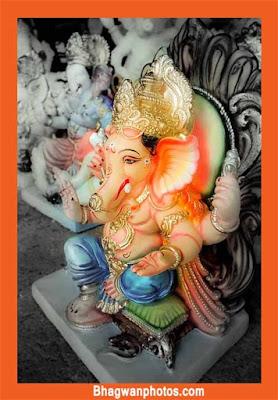 God Ganpati Bappa Image