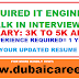 Required IT Engineer in an software company of Ras Al Khaima Dubai 2019