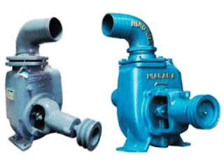 Modifikasi Unit Mesin Diesel Pompa Air Irigasi Pertanian