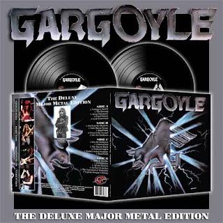 Ο ομώνυμος δίσκος των Gargoyle