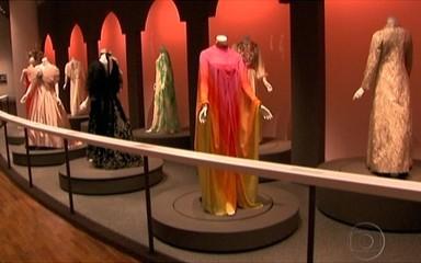 Exposição de Grace Kelly em SP: eu fui