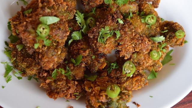 crispy chicken Coriander
