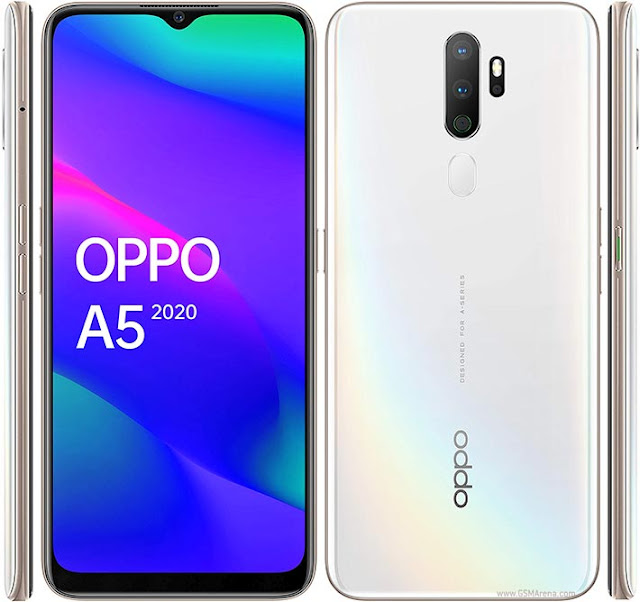 Oppo A5 2020 CPH1933/1931/1943 Pattern Unlock Tested Firmware