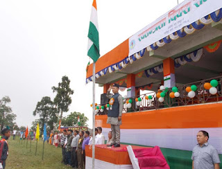 Independence day 2015 mungpoo ground