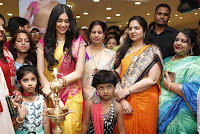 Actress Adah Sharma Launches Saree Niketan Showroom  0012.jpg