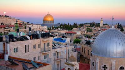 Israel um roteiro que se encaixe em seu perfil