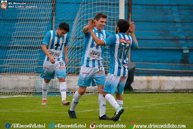 Fotos | 1ra Local | Fecha 11: Gimnasia 5-1 Talleres de Perico | Liga Jujeña