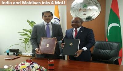 India and Maldives inks 4 MoUs to establish Addu tourism Zone