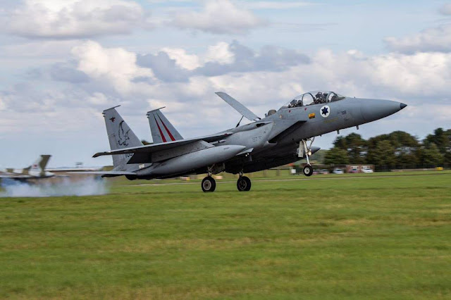 RAF Waddington exercise Cobra Warrior