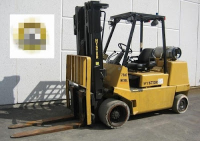 Hyster Forklift trouble Codes