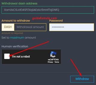 Step by step mendapatkan cuan di bitcoin
