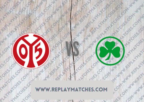 Mainz vs Greuther Fürth -Highlights 28 August 2021