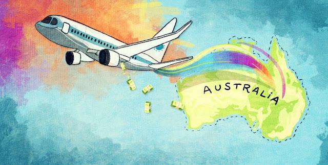 Đi du học Úc