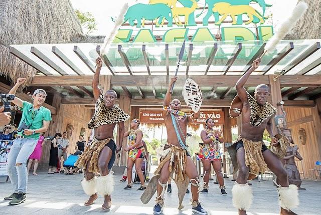 Hãy cùng trải nghiệm Vinpearl Safari Phú Quốc