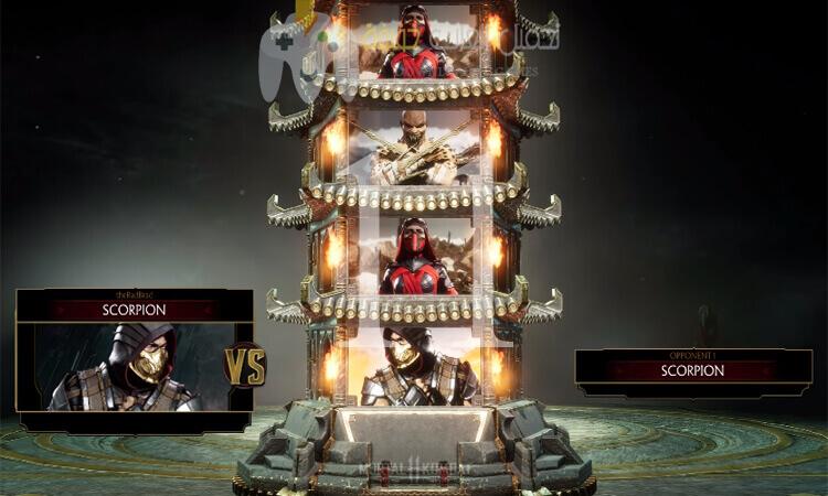 تحميل جميع اجزاء لعبة Mortal Kombat بحجم صغير للكمبيوتر