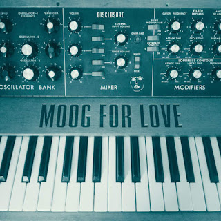 Disclosure - Moog For Love (EP) (2016) - Album Download, Itunes Cover, Official Cover, Album CD Cover Art, Tracklist