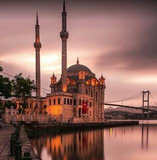 عرش اسطنبول اجمل اماكن اسطنبول