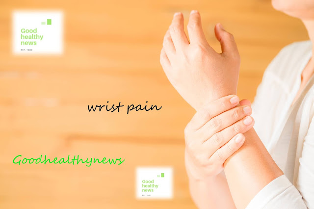 wrist pain and best new tips to stop it