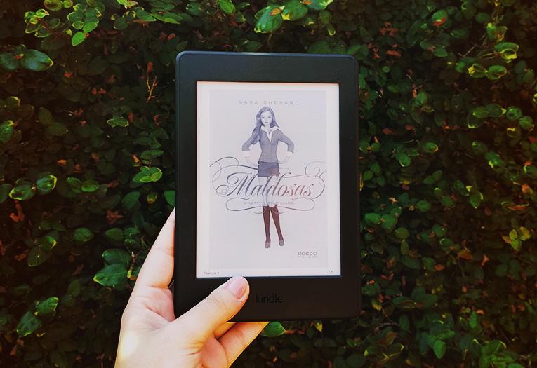 Maldosas, de Sara Shepard (#39)