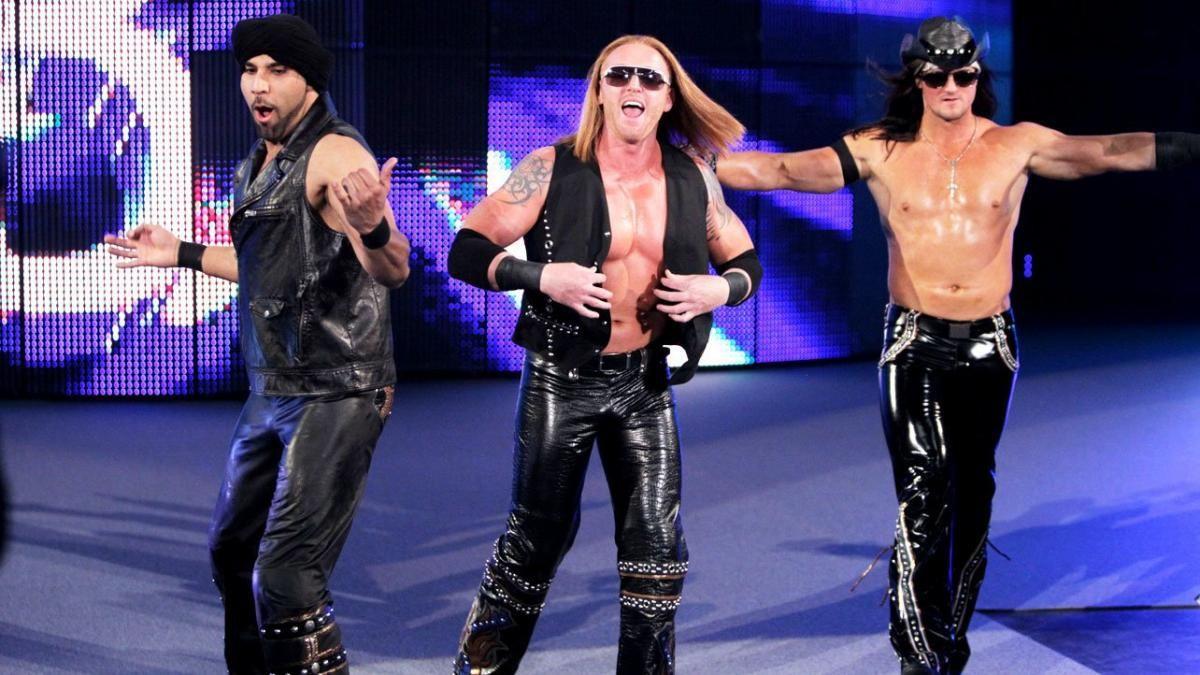 Heath Miller sugeriu ter Jon Moxley, EC3 e Fandango como parceiros do 3MB na WWE