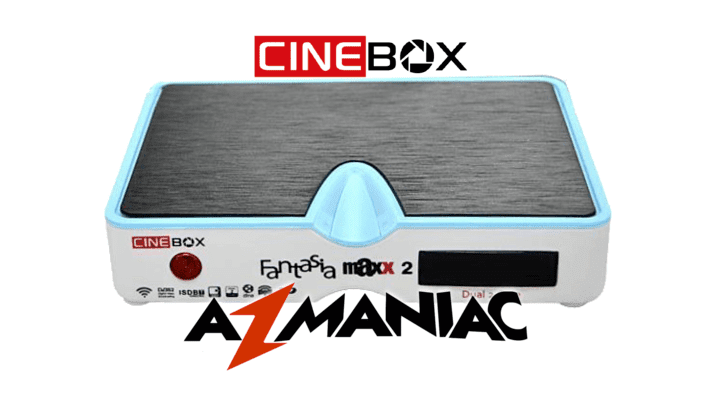 Cinebox Fantasia Maxx 2 Dual Core