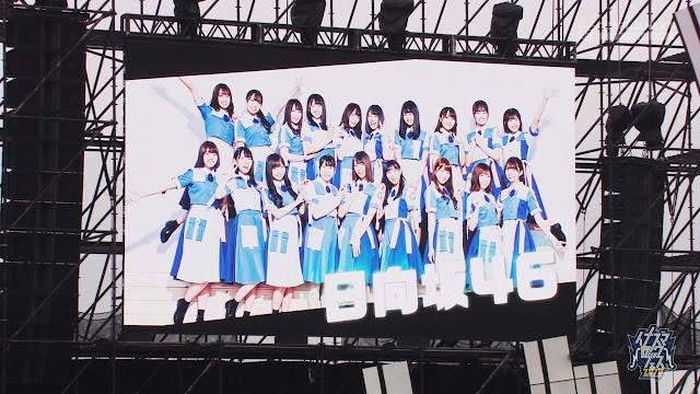 Hinatazaka46 – Inazuma Rock Fes 2019 Day 1 191123 (Fuji TV)